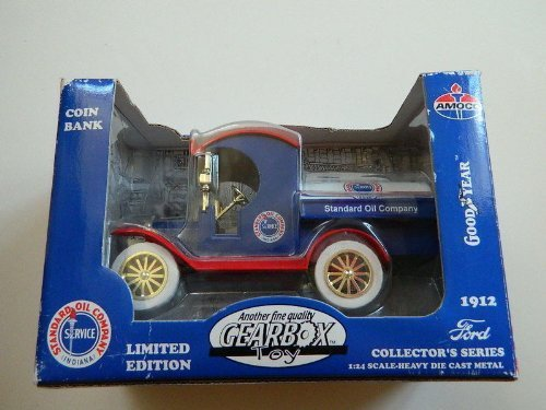 gearbox-1912-ford-truck-amoco-standard-oil-co-124-coin-bank