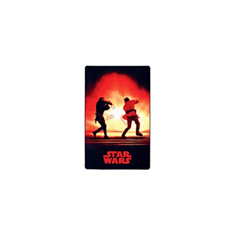 Star Wars tapis Red Fight 100 x 160 cm