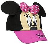 ABG Accessories Girls' Minnie Mouse 3D Ears Baseball Cap