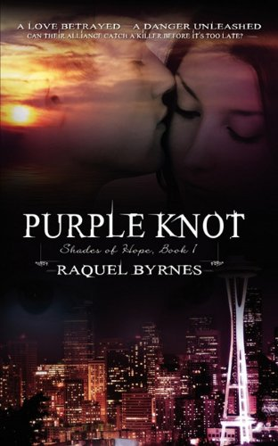 Purple Knot by Raquel Byrnes