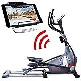 Sportstech Elite Crosstrainer CX650 Elliptical mit elliptischem Bewegungsablauf und Smartphone