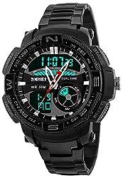 Skmei HMWA05S069C0 Analog-Digital Mens Watch