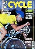 CYCLE   du 01/11/1993