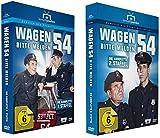 Wagen 54, bitte melden - Staffel 1+2 (10 DVDs)