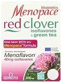 Vitabiotics Menopace Red Clover - 30 Capsules