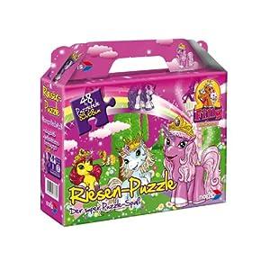 Schauen Sie sich Kundenbewertung für Noris-Spiele 606037376 - Filly Unicorn Bodenpuzzle, 48 Teile