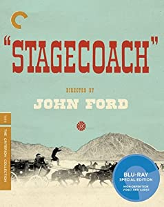 Cover of &quot;Stagecoach (The Criterion Colle...