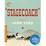 Stagecoach (The Criterion Collection) [Blu-ray] ~ John Wayne