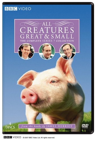 All Creatures Great and Small - The Complete Series 7 Collection