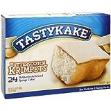 Tastykake Butterscotch Krimpets - 24 CT