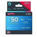 Arrow 50524 5/16-Inch Genuine T50 Sta...