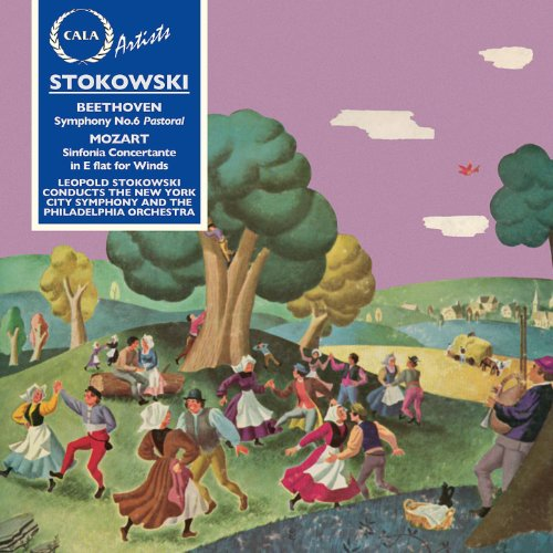 Sinfonia Concertante In E-Flat Major, K. 297B: Ii. Adagio