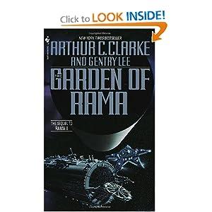 The Garden of Rama - Arthur C. Clarke,Gentry Lee