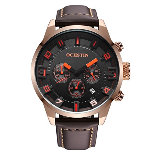 watches-ochstin-round-multifunction-three-sub-dial-calendar-display-men-quartz-watch-with-genuine-le