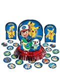Pokemon Birthday Table Decorating Kit Party Supplies Decor Decorations