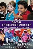 Social Entrepreneurship: What Everyone Needs to Know®