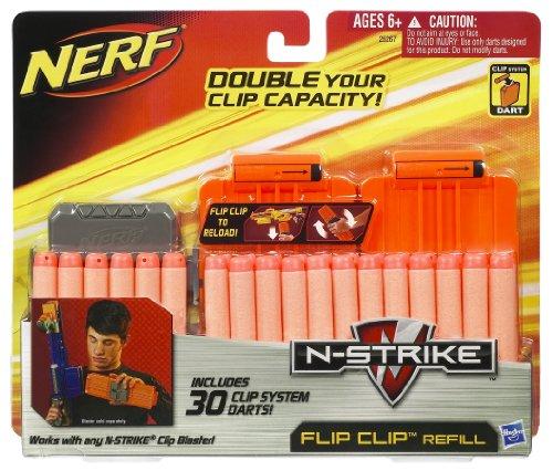 Nerf N Strike Flip Clip Refill