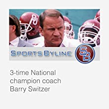 College Football Coaches: Barry Switzer  by Ron Barr Narrated by Ron Barr, Barry Switzer