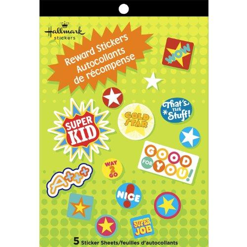 Sticker Activity Booklets Reward Booklet