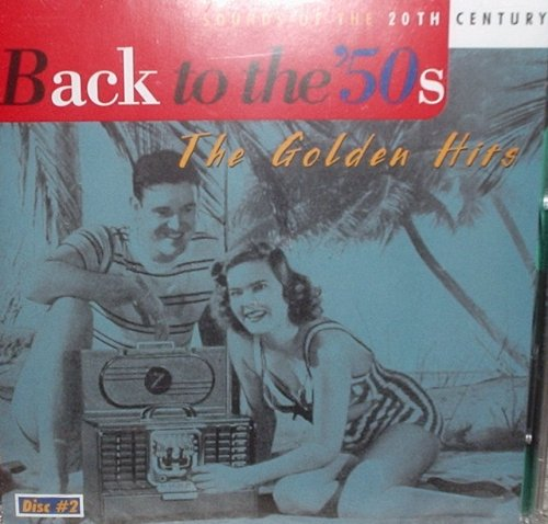 Patti Page - Back to the 50s. The Golden Hits, Sounds of the 20th Century, Disc 2 - Lyrics2You