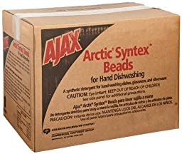 Arctic Syntex 04368 High Sudsing Cleaning Beads 25 Pounds (Case of 1)