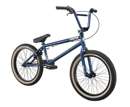 Kink Transition 2013 BMX Bike (Blue/Black, 20.75-Inch)