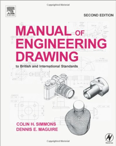 Manual of engineering drawing. Second edition