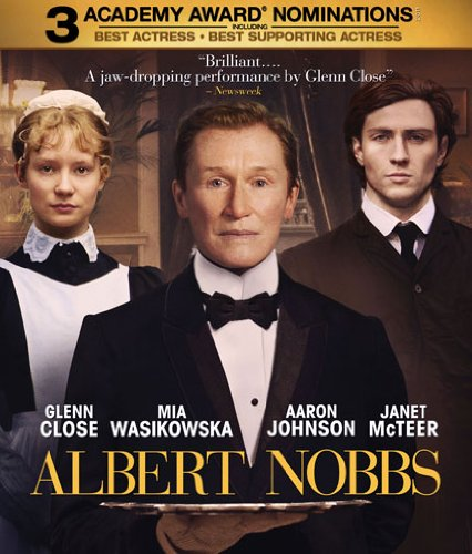 Cover art for  Albert Nobbs [Blu-ray]