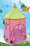 Wonderland Princess Palace Fairy Castle Pink Play Tent by POCO DIVO