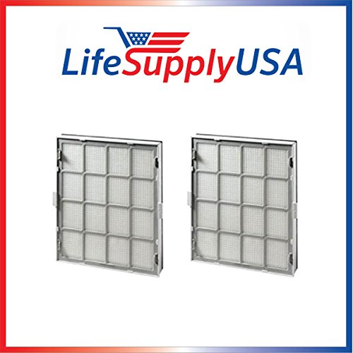 2 True HEPA Replacement Filter Designed To Fit Winix 119110 Size 21 by Vacuum Savings