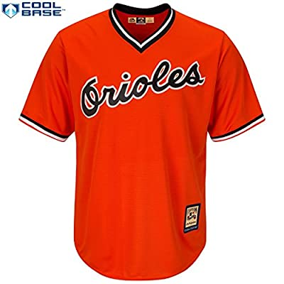 Baltimore Orioles MLB Youth Cool Base Cooperstown Pullover Jersey