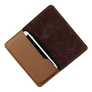 DooDa PU Leather Case Cover For Videocon A10