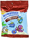 Diamond Bakery Hawn Animal Cookies, Graham, 1.1 Ounce (Pack of 72)