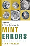 The Official Price Guide to Mint Errors, 7th Edition