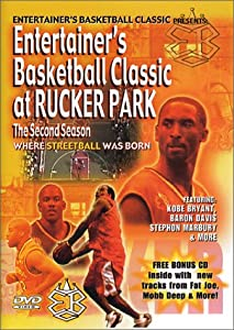 Entertainer's Basketball Classic at Rucker Park - The Second Season (Includes Bonus CD Soundtrack Sampler)