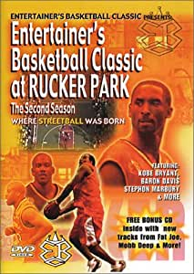 Entertainer's Basketball Classic at Rucker Park - The Second Season (Includes Bonus CD Soundtrack Sampler)