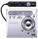 Sony MZ-R700 Silver Recordable Mini-Disc Walkman