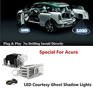 18-smd Error Free LED Side Door Courtesy, Footwell, Vanity Mirror, Cargo Area, Glovebox Lights ...