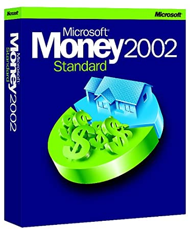Microsoft Money 2002 Standard [Old Version]
