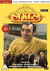 Sykes - The First Colour Series [DVD] [1972]
