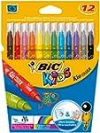 Bic Kids Couleur Washable Felt Tip Pe...