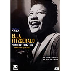 Ella Fitzgerald - Something to Live For  - DVD (Zone USA)