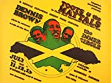 TOOTS AND THE MAYTALS REPRODUCTION CONCERT POSTER NO.1 16X12