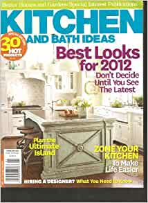 better homes and gardens kitchen and bath ideas magazine