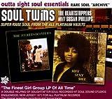 echange, troc Compilation - Outta Sight Soul Essentials : Soul Twins : The Heartstoppers Meet Susan Phillips