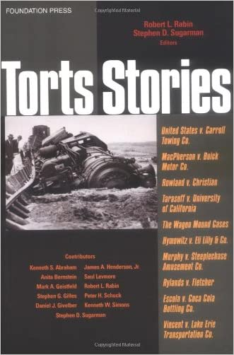 Torts Stories (Law Stories)