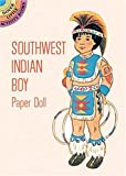 Southwest Indian Boy Paper Doll (Dover Little Activity Books) (0486287963) by Allert, Kathy