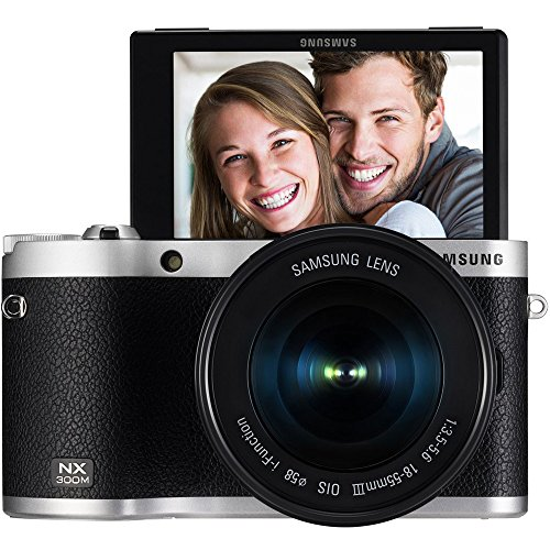 Samsung NX300M 20.3MP CMOS Smart Review