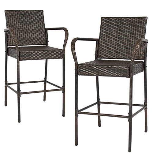 Awardwiki Best Choice Products Set Of 2 Outdoor Brown