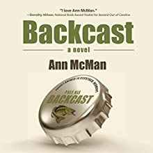 Backcast (       UNABRIDGED) by Ann McMan Narrated by Christine Williams